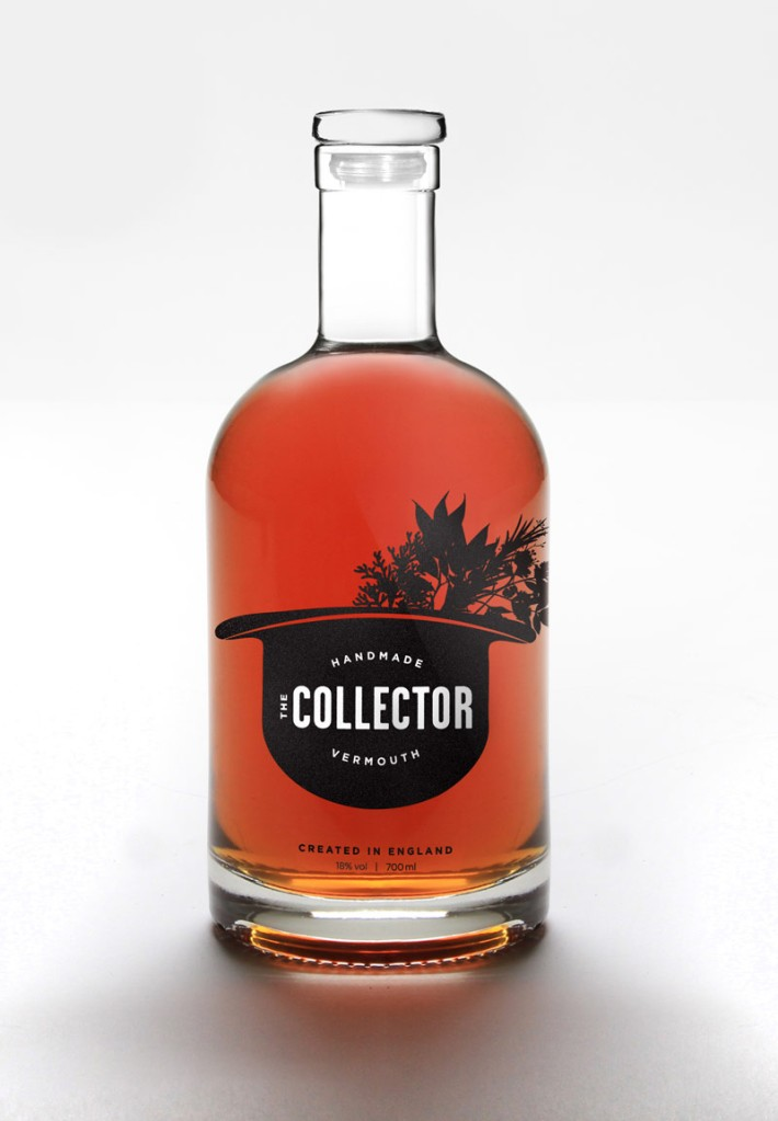 Collector-bottle
